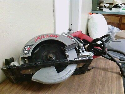 Skil Skilsaw Mag77Lt   Mag 77 Lt   Perfect Condition Pre-Owned Worm Drive