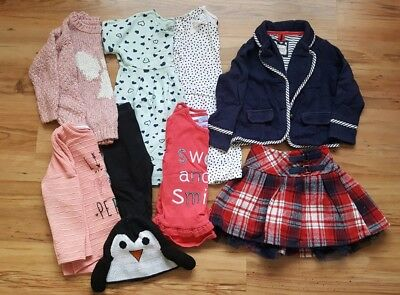 Girls clothing bundle, age 18-24 months, inc. Nutmeg, George, Bluezoo etc.