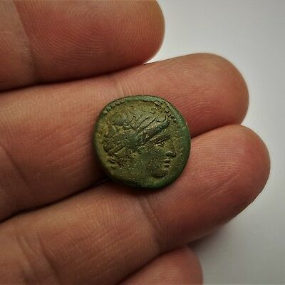 Ancient Philip II of Macedonia. AE17, 359-336 BC.