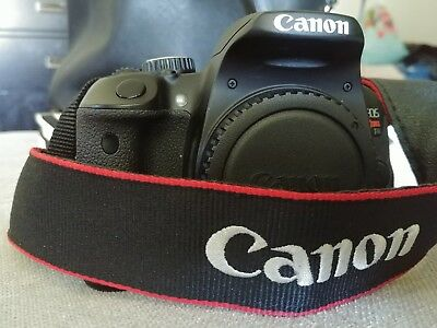 Canon EOS Rebel T4i / EOS 650D 18.0MP Digital SLR Camera - Body only.....