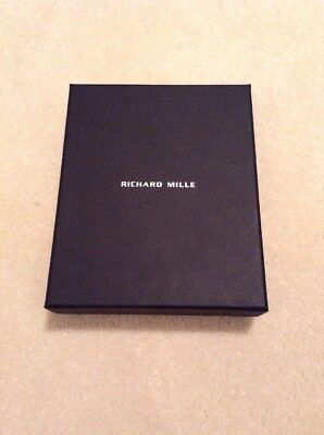 Richard Mille Golf Leather Scorecard Holder