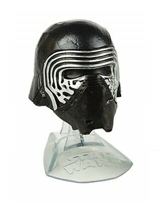1/6 KYLO REN HELMET HEAD - HELM - Titanium Black Series - Star Wars - NEU - NEW