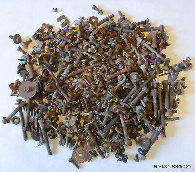 1959-92 OEM GM Body /& Engine Bolts Hardware Mix Pontiac Buick Olds Chevy 12 lb