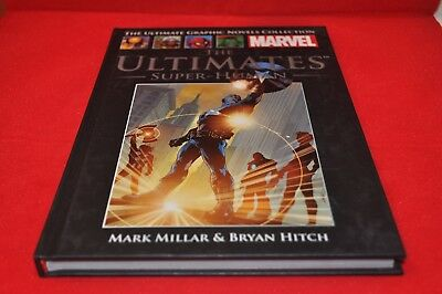The ultimate graphic novels collection the ultimates super human