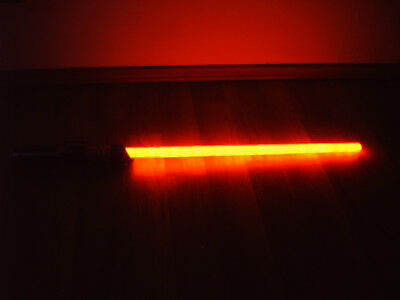 Star Wars Ultimate FX Lightsaber Lichtschwert Darth Vader Laserschwert 2010 sith