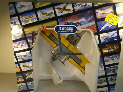 Franklin Mint Armour Collection 1/48 US Navy PBY Catalina B11E735 NEW IN BOX
