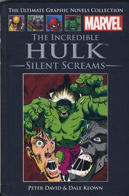 Marvel the ultimate graphic novels collection the Incredible Hulk silent screams