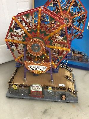 Lemax Ferris Wheel 34618