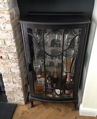 Cocktail Display Cabinet