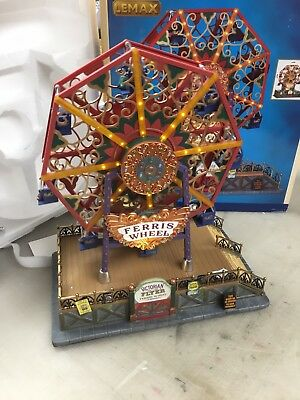 Lemax Ferris Wheel 34618 Needs Attention