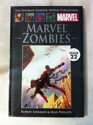 Marvel the ultimate graphic novels collection marvel zombies