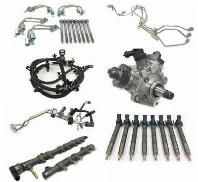 OEM Fuel System Contamination Kit CP4 Injectors 11+ Ford 6.7 Powerstroke Diesel