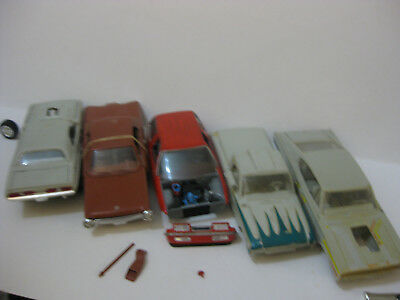 junkyard lot #3 models FOR PARTS are rebuild your choice