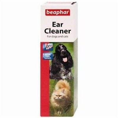 Beaphar Dog & Cat Ear Cleaner 50ml