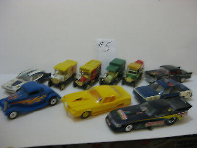 junkyard lot #5 models FOR PARTS are rebuild your choice some are complete 1/32