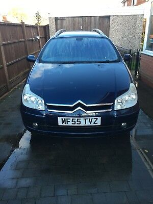 citroen c5 hdi. Full service history. Cam belt/water pump done. + winter tyres!
