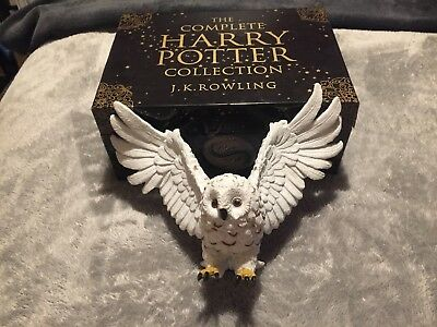 HARRY POTTER COMPLETE COLLECTION ADULT COVER BOX SET 7 BOOKS - J K ROWLING Gift