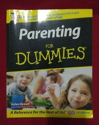Parenting For Dummies by Helen Brown (Paperback, 2006)
