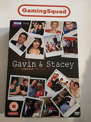 Gavin & Stacey The Complete Collection BOXSET DVD, Supplied by Gaming Squad Ltd