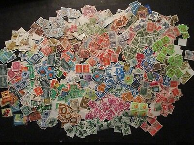 BAG O LOT of Postage Stamps from Japan, Unchecked or researched
