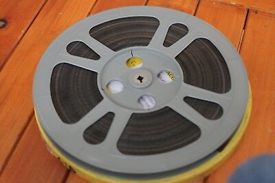 Vintage 16MM 12 1/4 inch Commercial Reel / Various