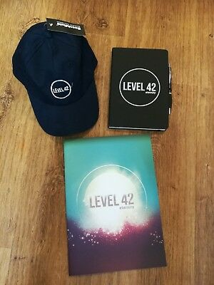 New Level 42 Assorted Merchandise From Recent Eternity Tour