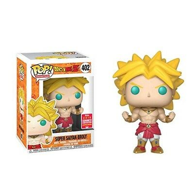 Funko pop Amine Dragon Ball SUPER SAIYAN BROLY Vinyl Action Figure Collectible