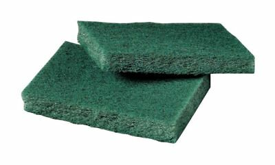 "3M Niagara General Purpose Scrubbing Pads, 3"" x 4 1/2"", Green, 40 Pads/Box, 2-Pk"