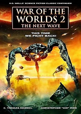 War of the Worlds 2: The Next Wave DVD
