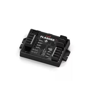 Feniex 4-Output Flasher Great For  Emergency Vehicle/tow truck/construction