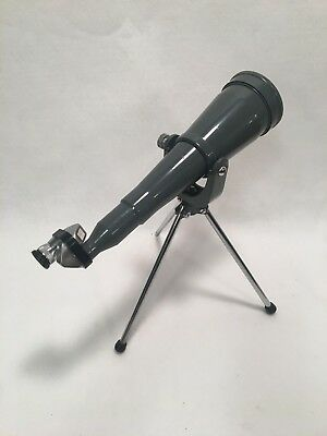 Sighting or Stargazing Telescope With Tripod And Case - Japan