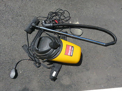 Backpack Shop Vac SP650C