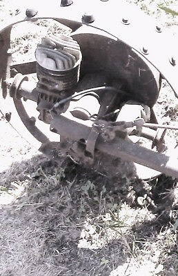 vintage 2 cycle plow? froze not compleat
