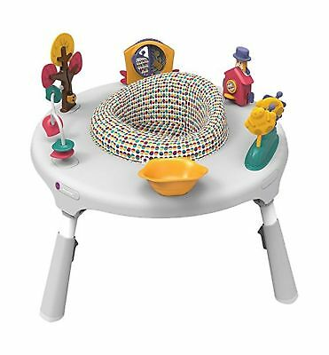 FACTORY NEW Oribel PortaPlay 4-in-1 Foldable Travel Activity Center