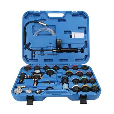 Universal Radiator Pressure Tester and Vacuum Type Cooling System Kit AU ship