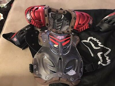 Fox Youth Racing  Airframe Chest Protector