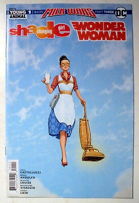 Shade The Changing Girl/Wonder Woman Special #1 Modern Age DC Comic Book 2018 NM