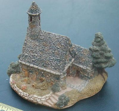 Lilliput Lane St. Kevin's Church, 1989 church figurine from the Irish Collection