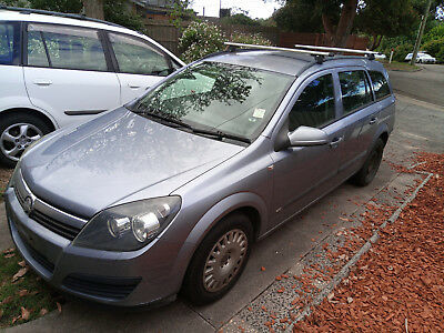 BARGAIN - Holden Astra Station Wagon 2005