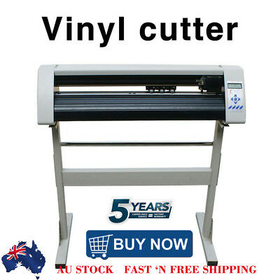"24"" RS720C Redsail Vinyl Sign Sticker Cutter Plotter with Stand Cut Function"