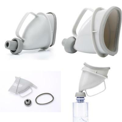 Multi-Function Urinal Outdoor Women Female Urinal Funnel Camping Hiking Travel U