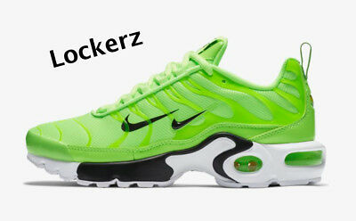 "cheaper dc257 373a1 ... Men s Trainer Limited Edition.  197.85 Buy It Now 24d 13h. See Details. Nike  Air Max Plus Tuned 1 TN ""Lime Blast-White-Black"" Unisex"