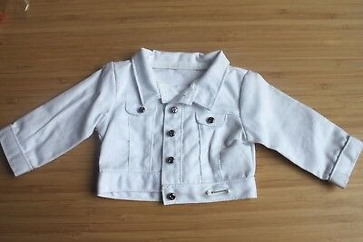 American girl a white jacket 18'' doll accessories