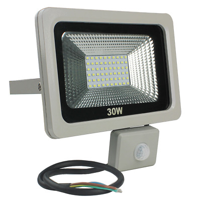 30W/50W LED Floodlights Flood Lights Spot Lamp (PIR Motion Sensor)