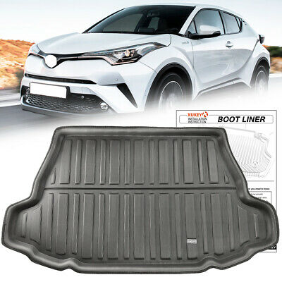 Xukey Boot Cargo Liner Carpet For Toyota C-HR CHR 17 18  Rear Trunk Floor Mat