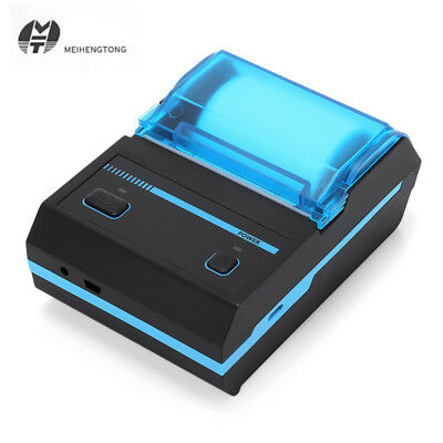 MEIHENGTONG MHT - P16L Thermal Label Printer 58mm Sticker QR Code Android IOS