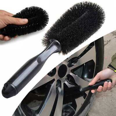 1xNew Style Car Wheel Tire Rim Scrub Brush Washing Cleaner Vehicle Cleaning Tool
