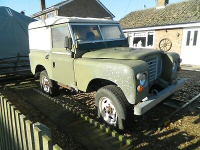 Swb Land Rover Project