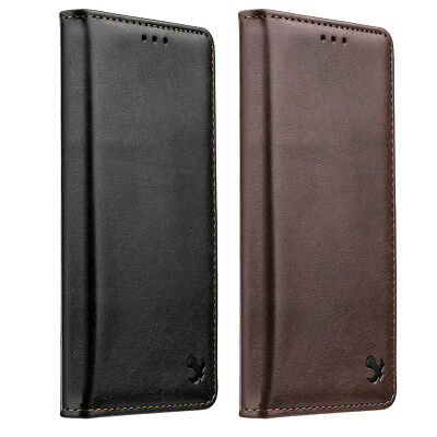 For IPhone XR / XS Max / X / 8 / 7 / 6 Plus Luxury Gentlemen Leather Wallet Case