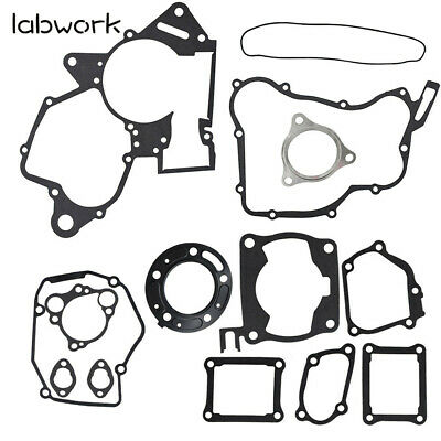 Complete Gasket Kit Top Bottom End Engine Set For Honda Cr125r